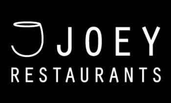 Joey Restaurants e-Gift Card Canada