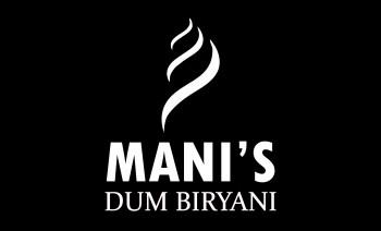 Mani's Dum Biryani India