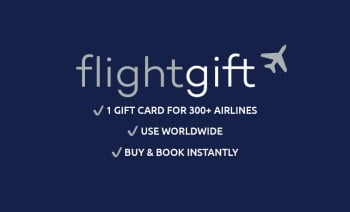 Flightgift AUD