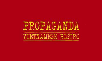 Propaganda Vietnamese Bistro PHP