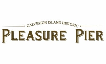 Galveston Island Historic Pleasure Pier USA
