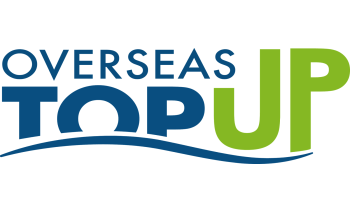 Overseas Top Up PIN