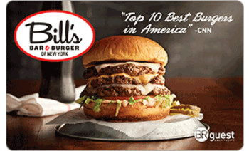 Bill's Bar & Burger USA
