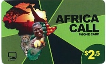 Africa Call PINLESS Canada