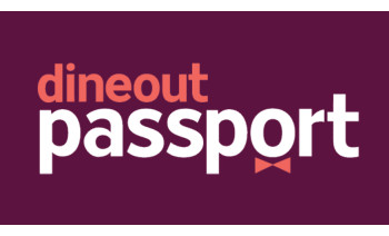 Dineout Passport All 20 Cities-3 Months