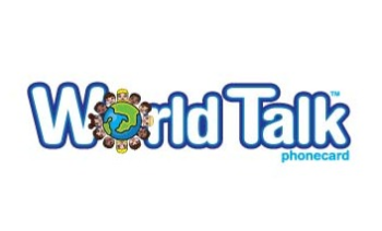 World Talk pin