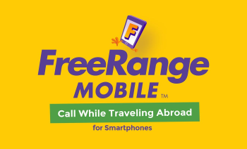 FreeRange Mobile Travel Plan
