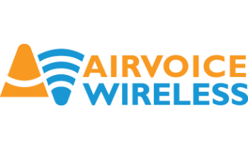 Airvoice Unlimited pin USA