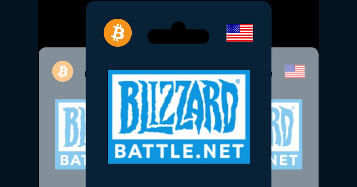 battlenet dovanų kortelė bitcoin)