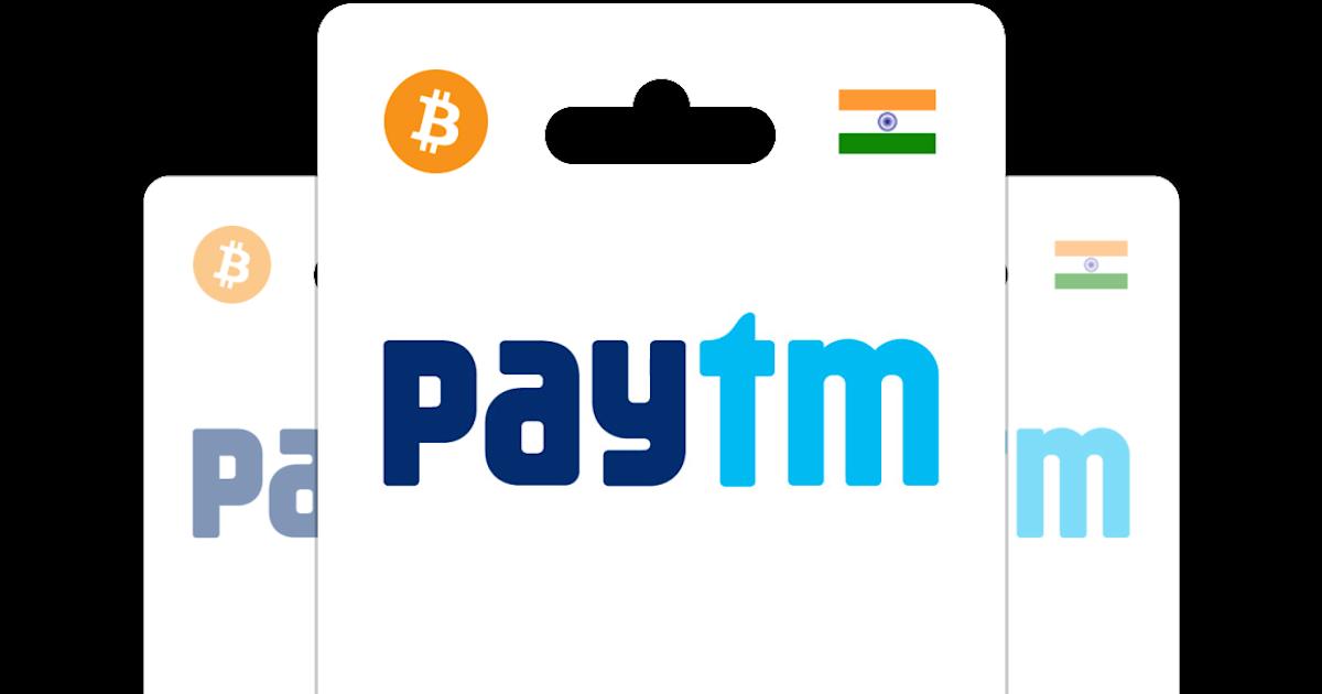 pirkti bitcoin su paytm