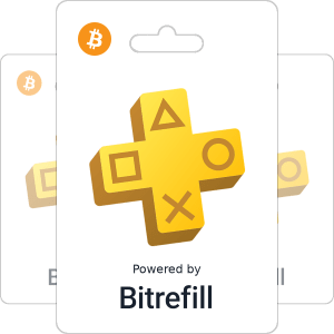 Subscribe to gaming memberships - Bitrefill
