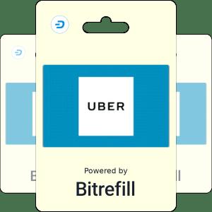 Get a lift, anywhere. - Bitrefill