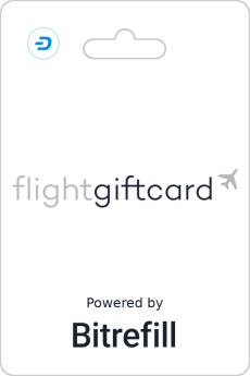 Flight Gift Card