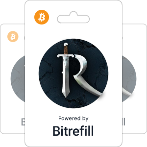 Buy Runescape Prepaid Cards with Bitcoin or altcoins
