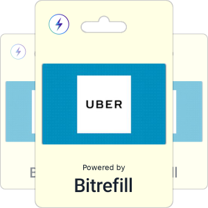 Get a lift, anywhere. - Bitrefill