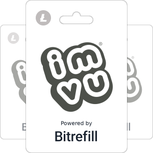 Buy IMVU Prepaid Cards with Litecoin