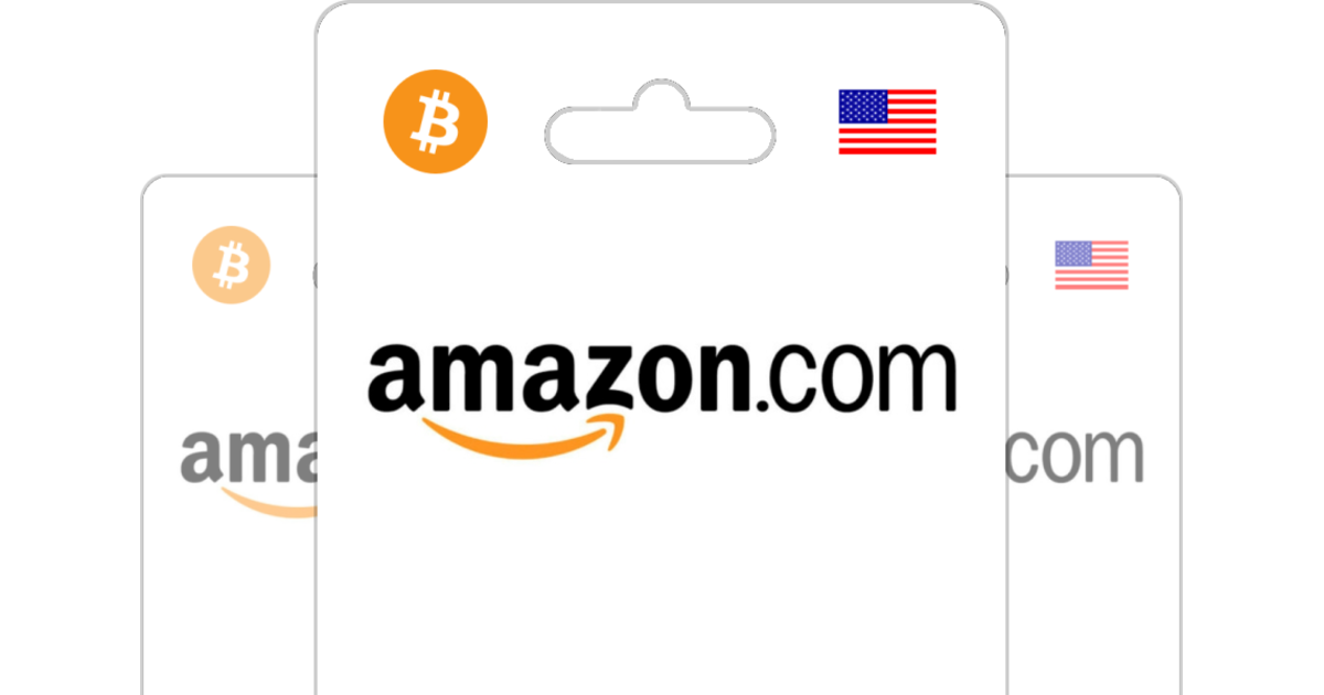 Buy Amazon Gift Cards with Bitcoin - Bitrefill