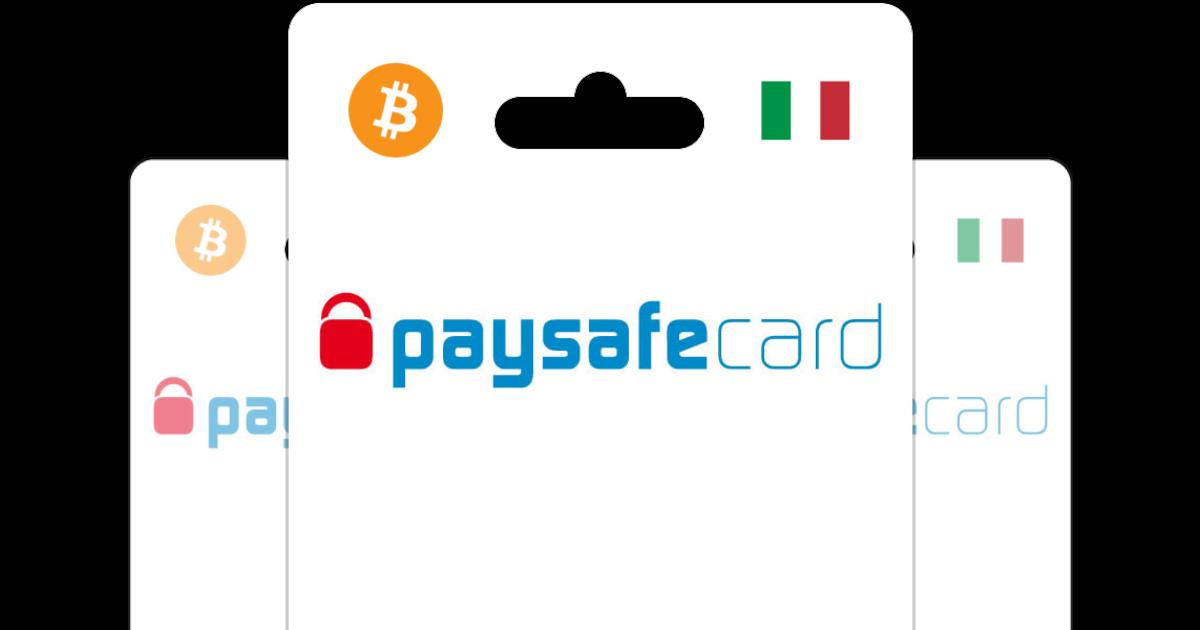 Paysafecard Bitcoins