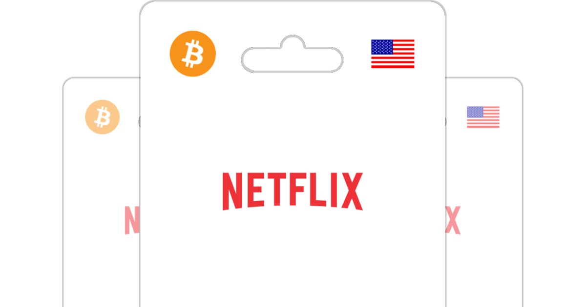 bitrefill.com - Buy Netflix with Bitcoin or altcoins
