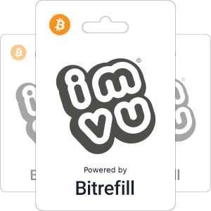 Buy IMVU USA Gift Cards with Bitcoin or altcoins - Bitrefill